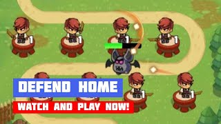 Defend Home · Game · Gameplay