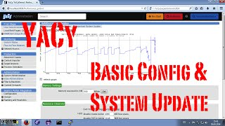 yaCy Tutorial #04 Basic Configuration & Release Update