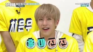160622 Weekly Idol - KNK, 4TEN, ASTRO (Eng Subs) 3