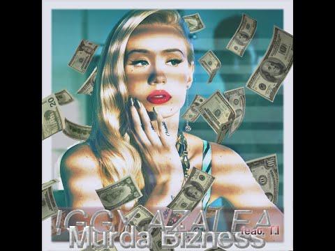 Iggy Azalea Feat. T.I. - Murda Bizness (Audio)