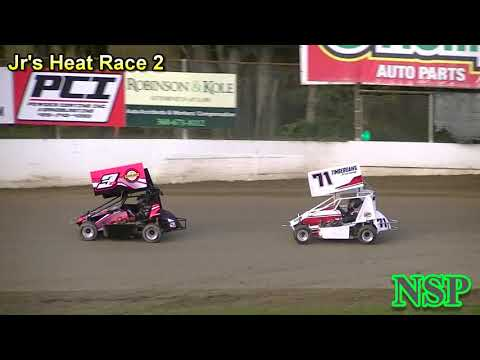 April 12, 2019 Junior Mini Sprints Heat Races 1 & 2 Deming Speedway