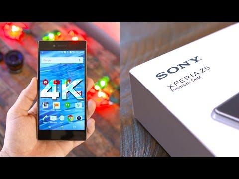Sony Xperia Z5 Premium Review!