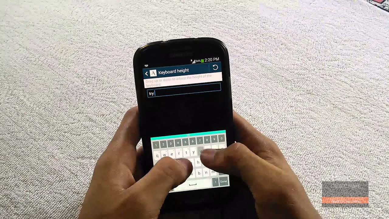 [ROOT] LG G3 Keyboard APK