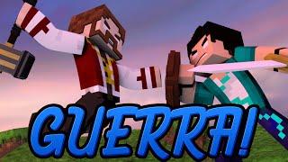 Minecraft: CrazyCraft 3.0 #23 - A GRANDE GUERRA! - O FILME!