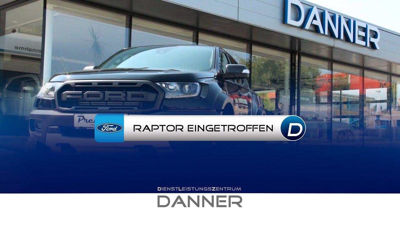 Youtube Video: Raptor steht für sie bereit! | Ford Danner | Grieskirchen