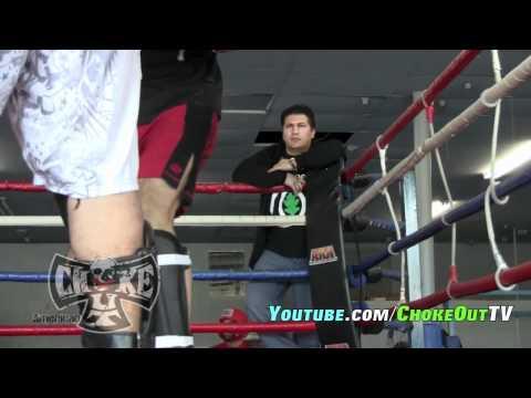 Javier Mendez of AKA (American Kickboxing Academy) Tribute Part 2