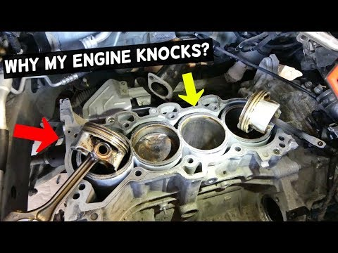 WHY MY HYUNDAI ENGINE KNOCKS
