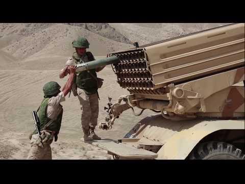 Совместная антитеррористическая операция ВС РФ и Таджикистана в рамках СКШУ «Центр-2019»