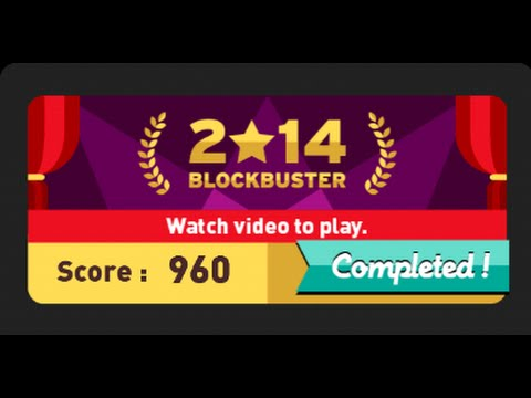 Icon Pop Quiz 2014 Blockbuster TV and Film Answers 1-48