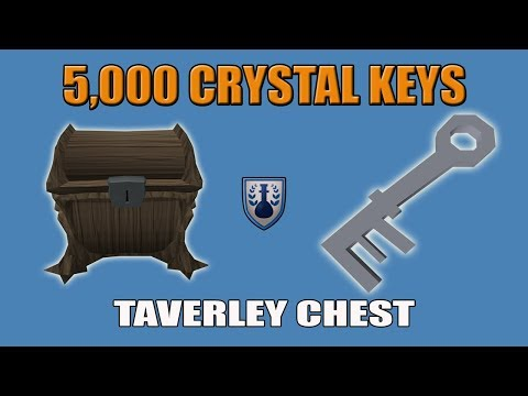 Triskelion Treasures Crystal Chest Update