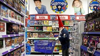 Французы и британцы потратят меньше на рождественские подарки economy