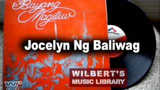 JOCELYN NG BALIWAG - Philippine Brass Band