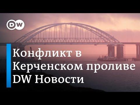 Конфликт в Керченском