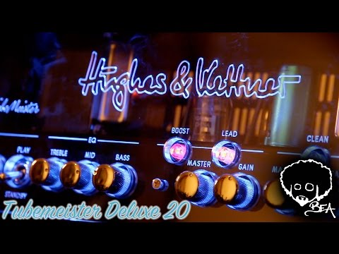 Hughes & Kettner Tubemeister Deluxe 20 - A Small Box of Win