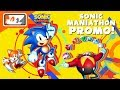 [PROMO] Tails' Channel: Sonic Maniathon on 8/14/2017! (Stream Link in Description)
