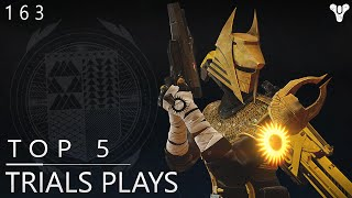 Destiny: Epic Top 5 Trials Of Osiris Plays Of The Week / Episode 163