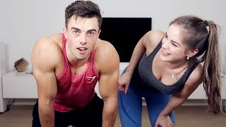 Couples YOGA Challenge!!!