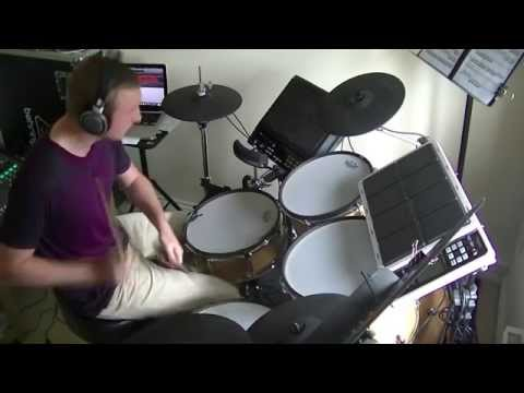 🎶 The Surfaris - Wipe Out - Drum Cover (DrummerMattUK)