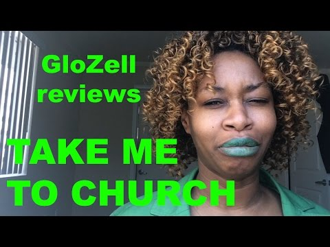 GloZell Reviews Take Me To Church by Hozier