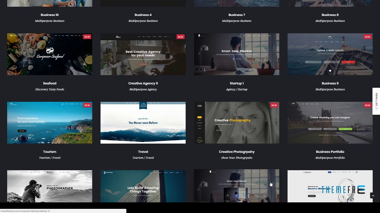 Composer - Responsive Multi-Purpose High-Performance WordPress Theme ...