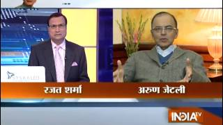 States Can Ignore Land Ordinance at Own Cost, says Arun Jaitley - India TV