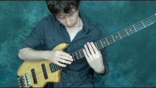'Braveheart' Theme - Solo Bass - Zander Zon