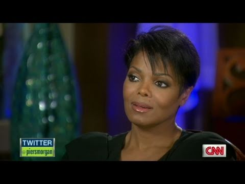 CNN Official Interview: Janet Jackson 'I'm not close to Joe'