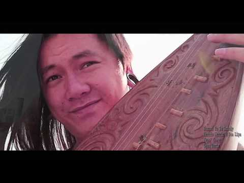 Martin Garrix & Dua Lipa - Scared To Be Lonely [Sape' Cover Uyau Moris] Traditional Instrument