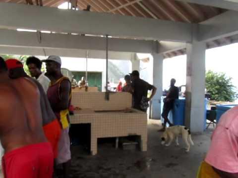 Soufriere Saturday Market St. Lucia