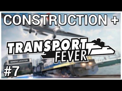 The Flight Path = Construction + Transport Fever #7