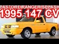 PASTORE Ford Ranger Splash 1995 AT4 RWD 3.0 V6 147 cv #Ford