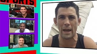 Dominick Cruz Says Cody Garbrandt Will Beg for Mercy | TMZ Sports