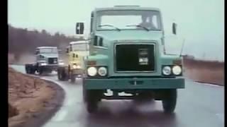 Volvo Trucks in de jaren 70