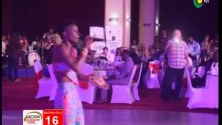 Wiyaala & Nana Yaa thrill thrills patrons at Tourism Award  - 20/11/2016