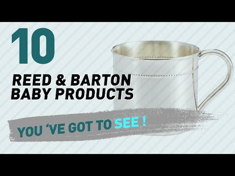 Reed & Barton Baby Products Video Collection // New & Popular 2017
