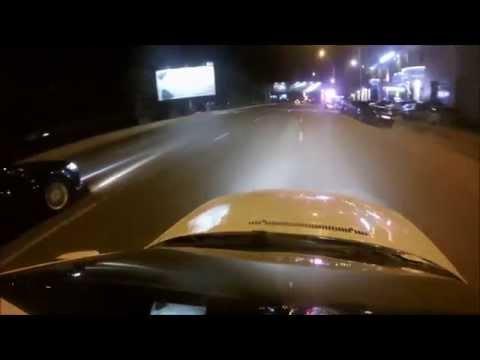 BMW 320i vs Mazda Atenza 2.3 Filmed With GoPro.