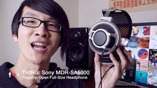 Sony MDR-SA5000 Headphone Review: Magnesium Masterpiece