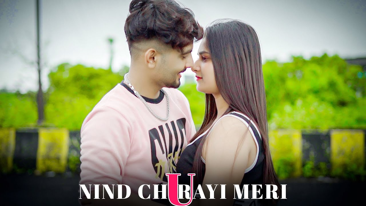 Download Maine Tujhko Dekha   Neend Churai Meri   Funny Love Story   Hindi Song   Cute Romantic Love Story