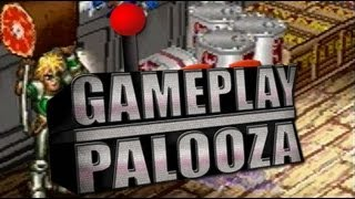 Gameplay Palooza - Sega Saturn - Dark Savior Gameplay