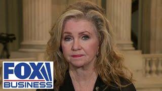Marsha Blackburn reacts to Merrick Garland grilling at hearing on Capitol Hill