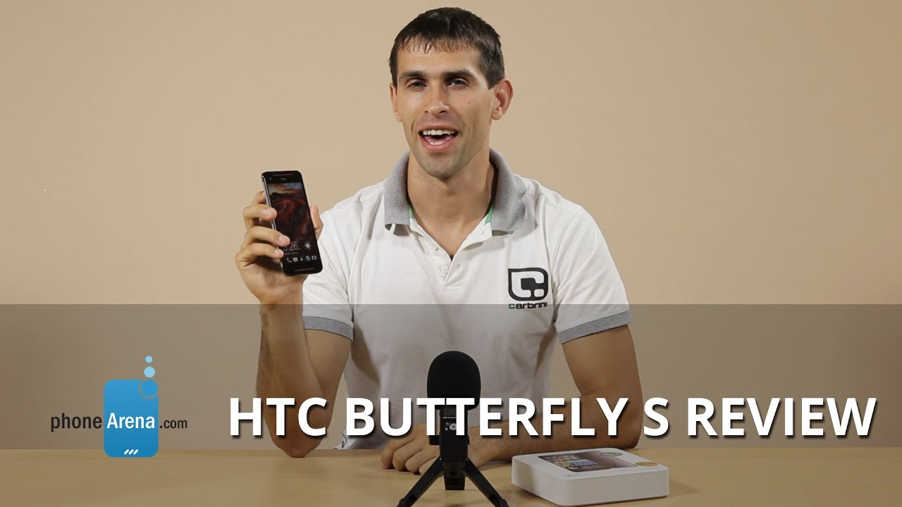 HTC Butterfly S - Review