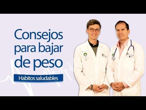 Tips para adelgazar - Cómo bajar de peso | Doctor Jorge Enrique Rojas