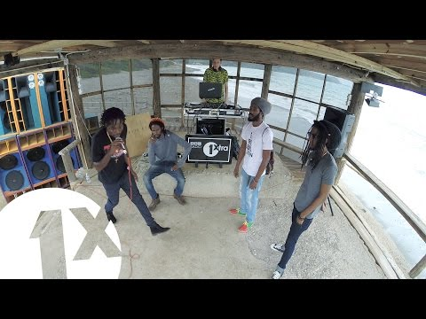 Jamaican Freshman's Freestyle Special for 1Xtra In Jamaica 2016