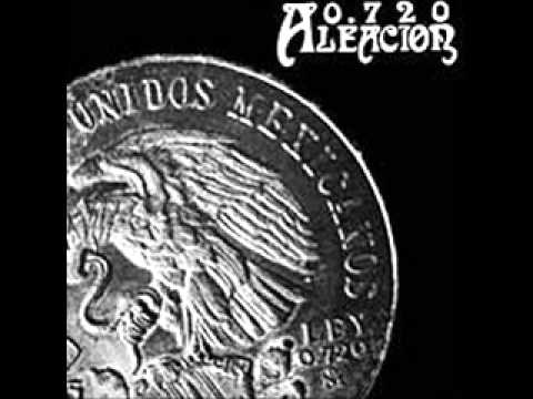 0 720 Aleación (México, 1986) - Full Album