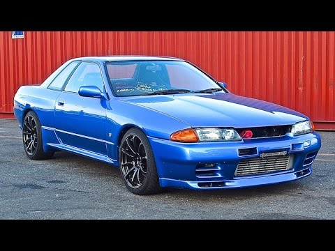 1989 Nissan Skyline Gt R Usa Import Japan Auction Purchase