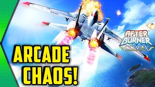 After Burner Climax - NEW SEGA ARCADE JET FIGHTER FOR ANDROID & iOS   MGQ Ep. 310