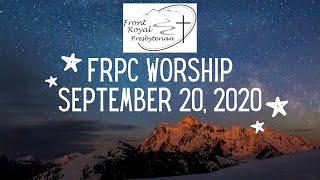 FRPC  September 20, 2020