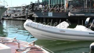 BRIG Eagle 380 Hypalon Deluxe Sports RIB - Sirocco Marine North