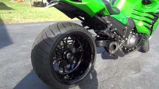 2012 Kawasaki ZX14r Customized