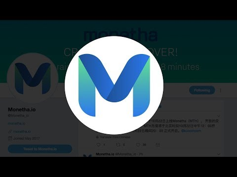Monetha (MTH) is on the rise!!!